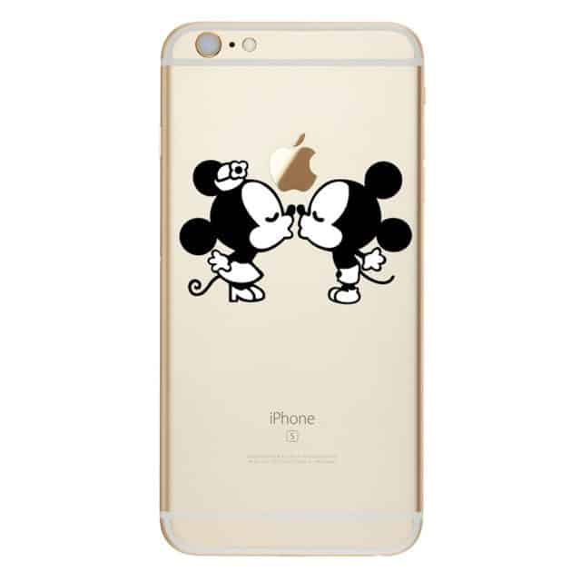 Minion Minnie Case For iphone 4S /5 5S 5C SE /6 6S /7 / Samsung Galaxy J3 J5 A3 A5