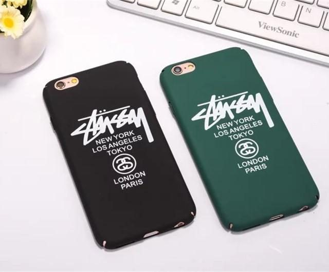 USA Stussy Letters  Case For iPhone 7 /6 /6s/ Plus /5 /5s /SE