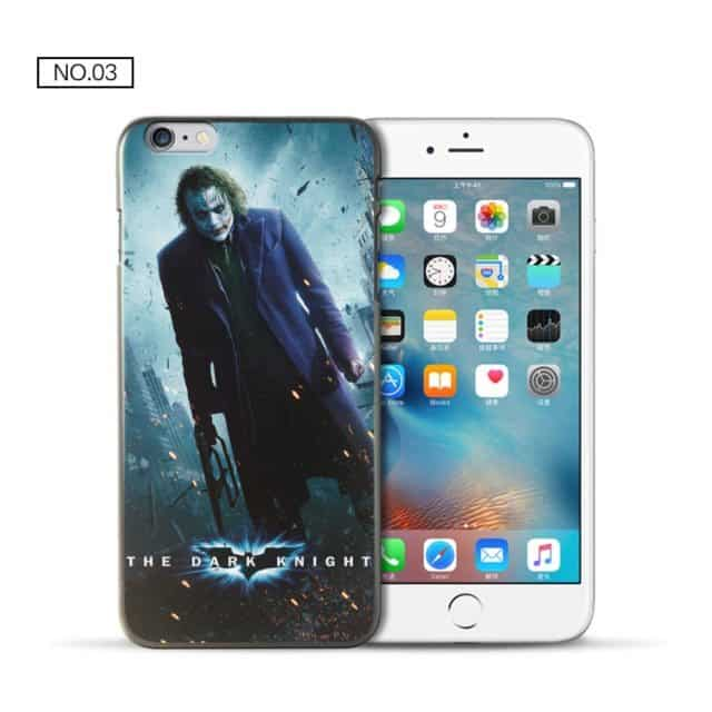 Super Cool Suicide Squad Characters for  iPhone 4 4S /5 5S 5C /6 6S /Plus