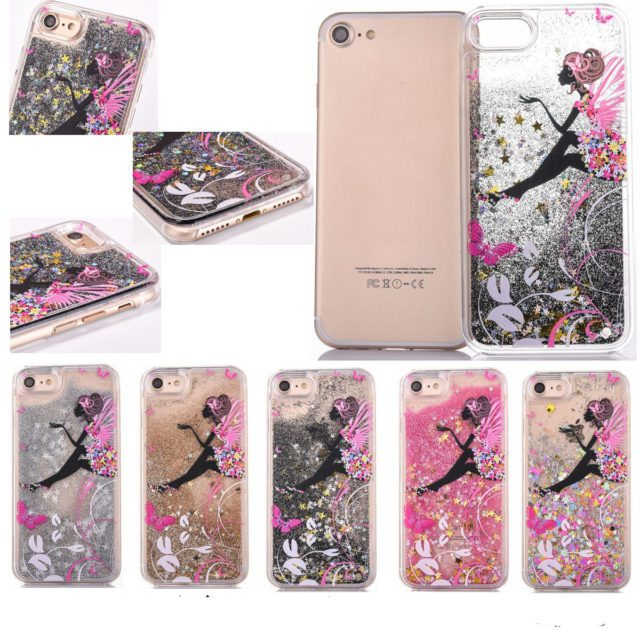 Beautiful butterfly Girls Case For iphone 6 6S /7 7Plus /5 5S SE /4S