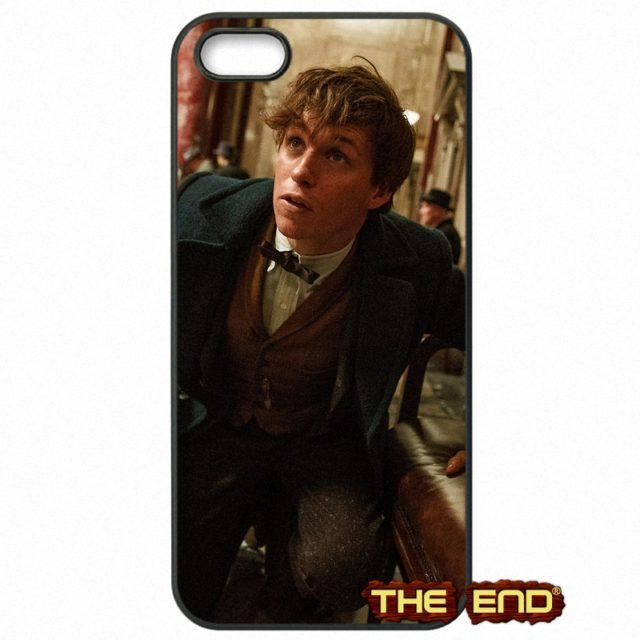 Fantastic Beasts Case For iPhone 4 4S /5 5C SE /6 6S /7 Plus +ipods 4-6