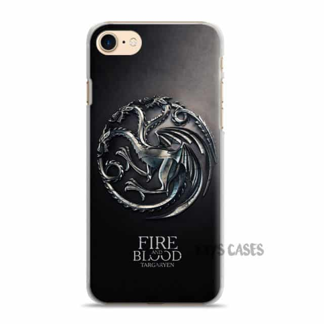 Game of Thrones Hard Cases For iPhone 7plus 7 6splus /6s 6plus 6/ 5 5s se