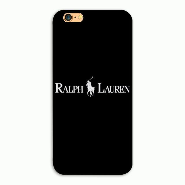(Top) Polo Ralph Lauren hard plastic  Case iphone 4s /5s 5c/ 6 plus /7 7plus