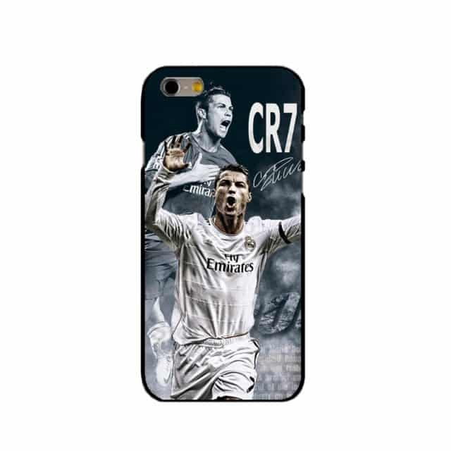 CR7  Hard  Case for iPhone 4 4S /5 5S SE 5C /6 6S 6SPlus/7 7Plus