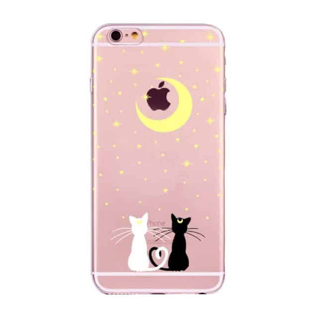 Coot Cats Case for  iPhone 6 6s 6Plus /7 Plus 4 4S/ 5 5S SE