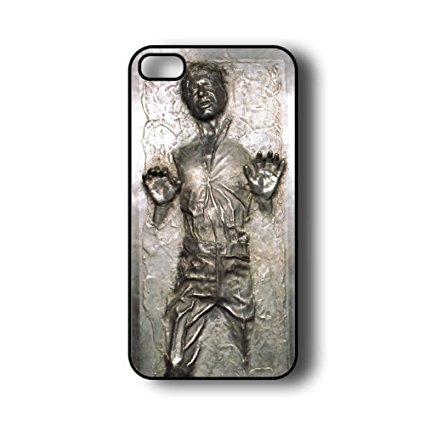 Han Solo Frozen in Carbonite – Cool Print Hard Case for iPhone 4 4s /5 5c 5s /6 6 plus/ Samsung S3-6/ edge