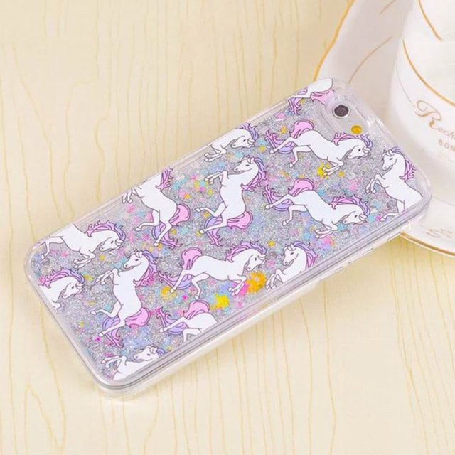 Unicorn Horse  Case For iPhone 4 4S /5S SE 5C /6 6S /7