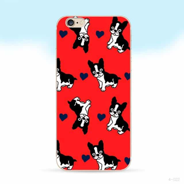 Funny Cat and Dogs Phone Cases  Iphone 6 6s
