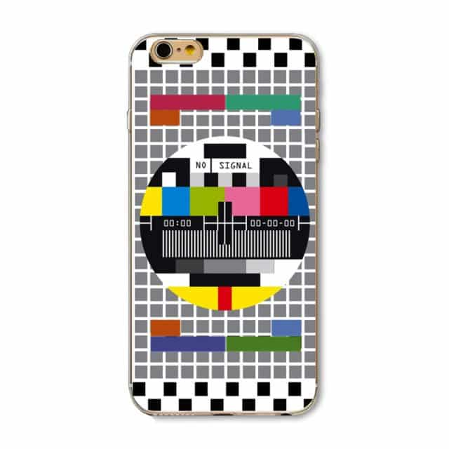 Retro Reminiscence Phone Cover For iPhone 6 6s plus /5 5s SE 5C / 4 4s