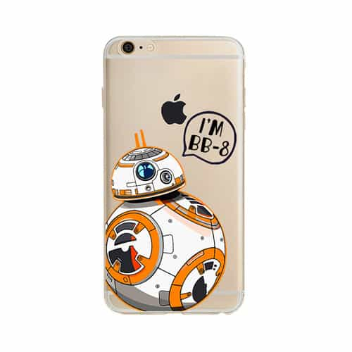 Cool Star Wars Characters for iPhone 6 6S