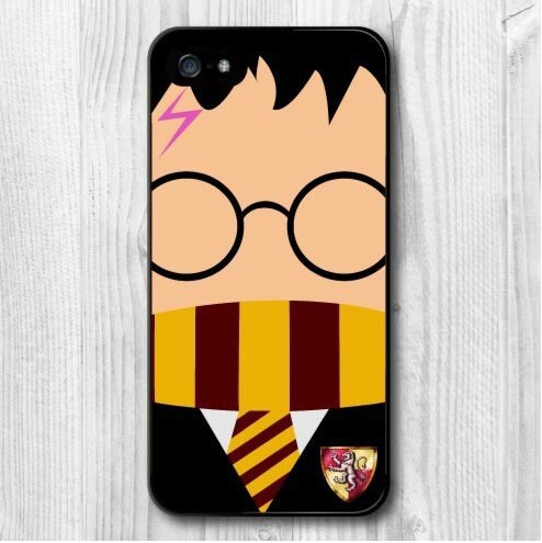 Funny Harry Potter Case For iPhone 4 4s 5 5s 5c 6 6 plus 7 7plus