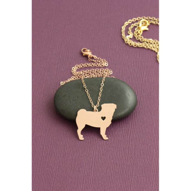 *FREE Lovely Pug Necklace –  Just Pay Shipping and Handling