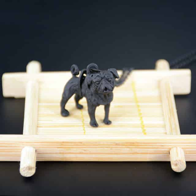 Lovely Dog Necklace – ♥♥Only For Pug Lovers♥♥